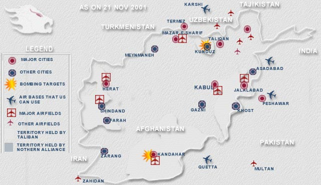 Terror Tuesday Impact On South Asia International Islamic - Terrorist training camps in us map